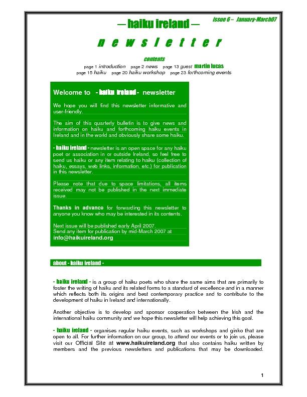 HI Newsletter #6 January07.pdf