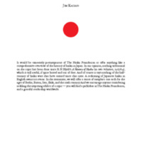 A Brief Note Toward the History of Haiku in Japan.pdf