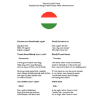 Hungarian Haiku in Hungarian and English [PDF]