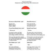 Hungarian Haiku in Hungarian and English [PDF]