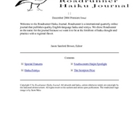 Roadrunner Haiku Journal -- December 2004  Premiere Issue.pdf