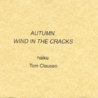 Autumn Wind in the Cracks