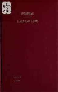 Tanka and haikai : Japanese rhythms
