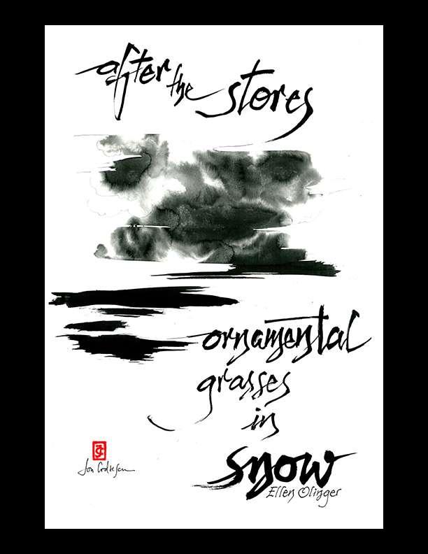 """Ellen Olinger — """"after the stores"""""""