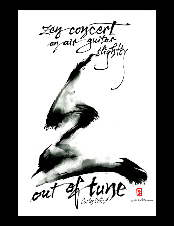 "Carlos Colón — ""Zen concert"""