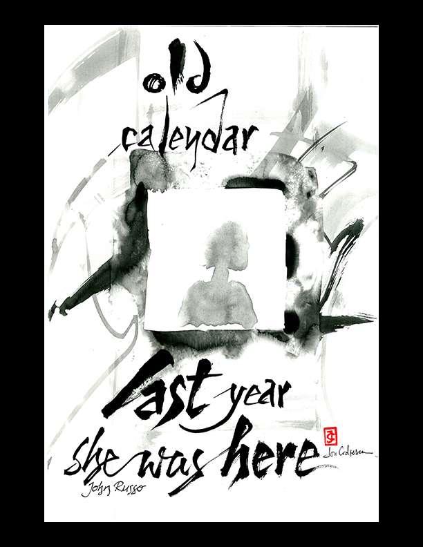 "John Russo — ""old calendar"""