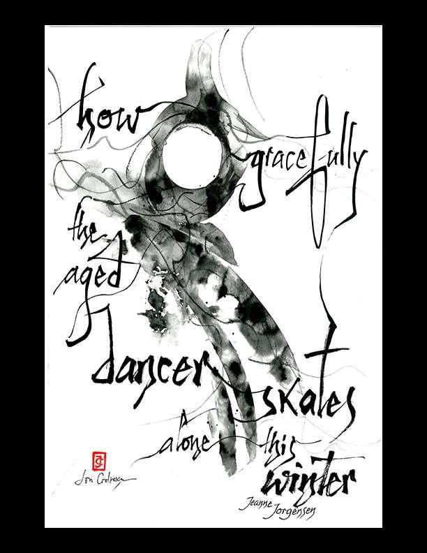 "Jeanne Jorgensen — ""how gracefully"""