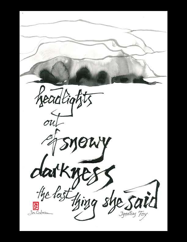 "Ignatius Fay — ""headlights"""