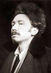 Ezra Pound, Wikimedia.