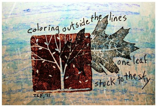 "Terri L. French, ""coloring"""
