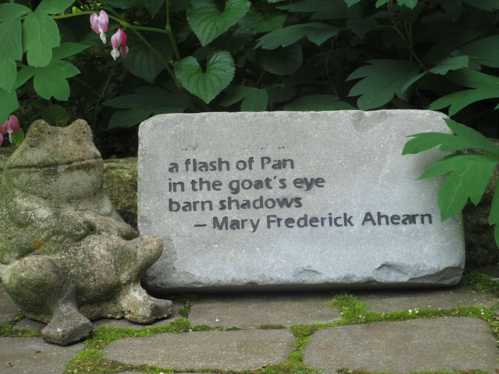 Mary Frederick Ahearn, USA