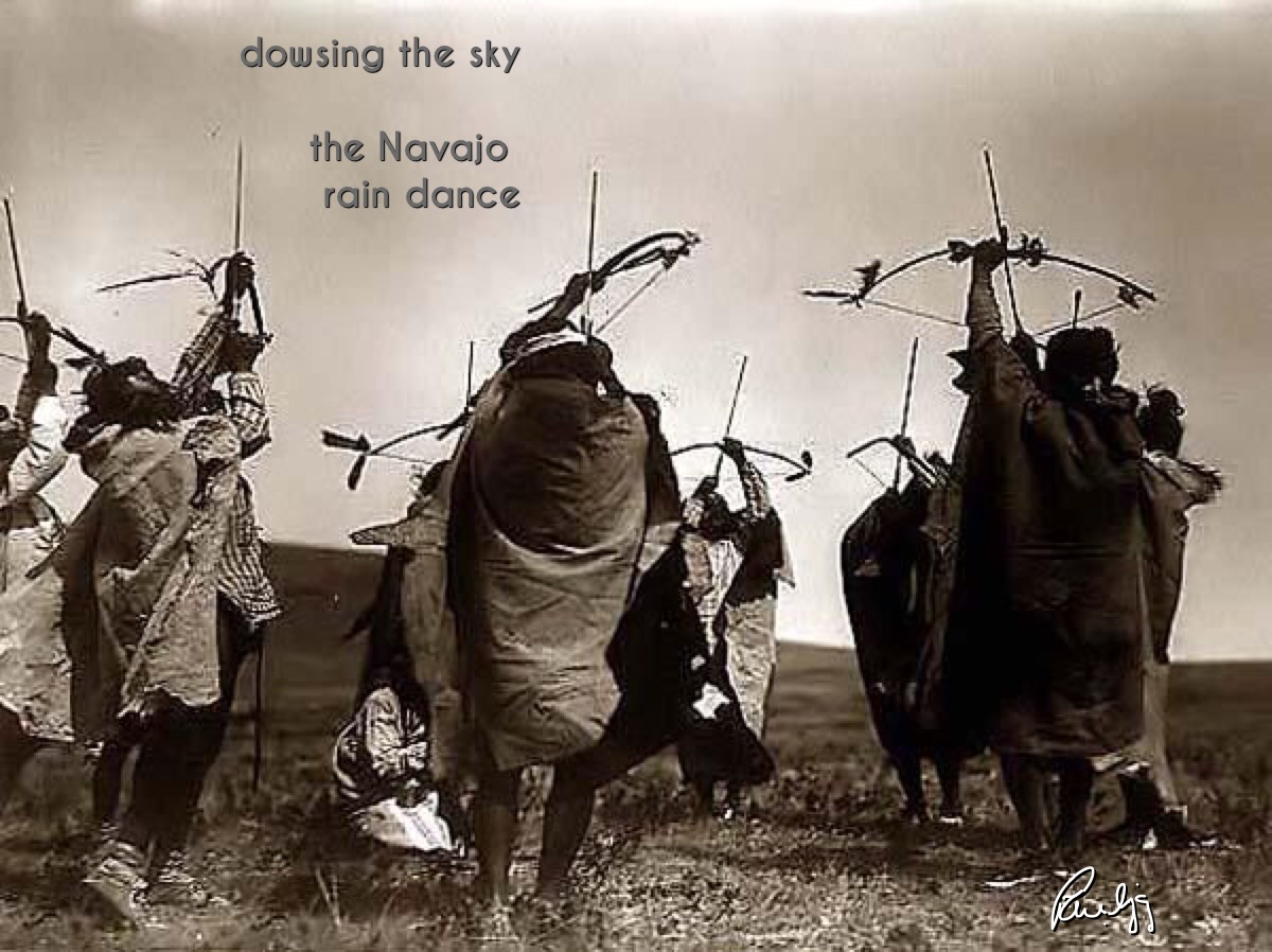 Dowsing the Sky