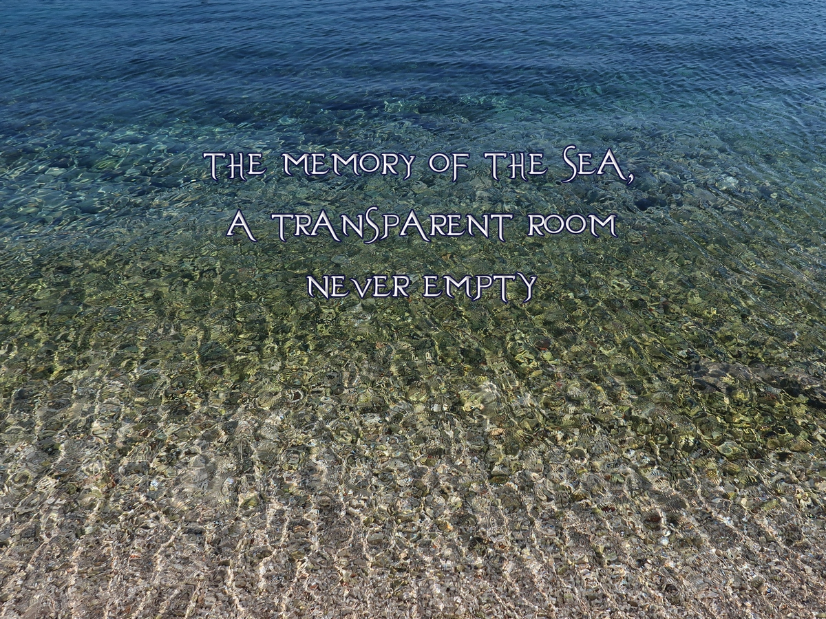 the memory of the sea